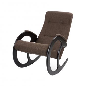 Кресло-качалка: Модель 3, венге обивка Мальта 15