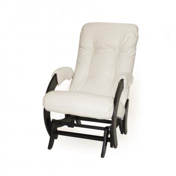 Кресло-качалка: Модель 68, венге обивка Vegas Lite Marfil