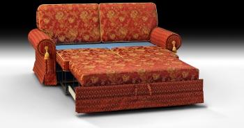740: 49 Диван-кровать большой