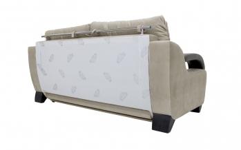 Фаворит В3: Диван-кровать  задняя спинка из фирменной тех.ткани с логотипом Ваш Стиль