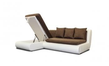 Кормак: Угловой диван-кровать