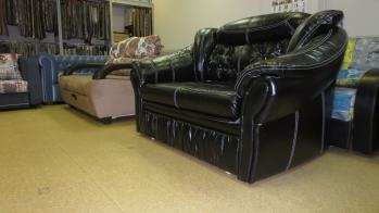 ШИК-640: 02 Малый диван-кровать