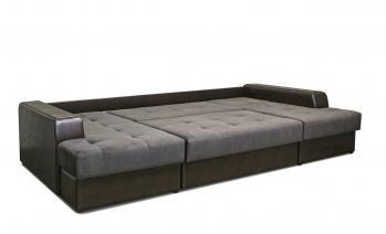 Оскар 2: Угловой диван с двумя оттоманками