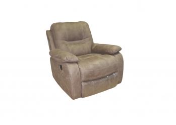 Конкорд: Кресло реклайнер электро  - пример исполнения