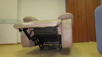 Вегас: Кресло реклайнер электро без качения