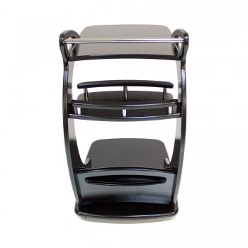 Висан Фаворит: Подкатной столик венге
