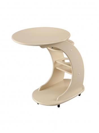 Висан Люкс: Придиванный столик дуб шампань