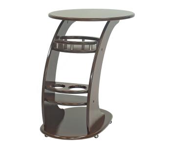 Висан Люкс: Придиванный столик орех