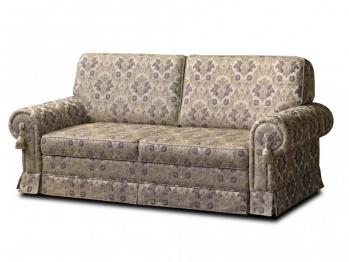 ШИК-740: 49 Диван-кровать большой - ящик в угловом диване, на примере аналогичной модели 741
