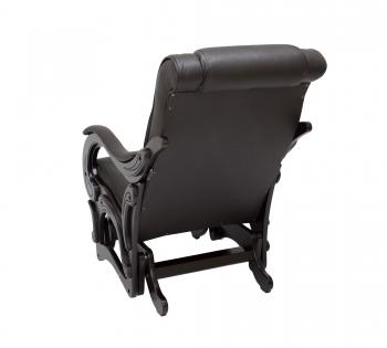 Кресло-качалка: Модель 78, венге обивка Дунди 108