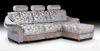 ШИК-650: 40+90+25+41 Угловой диван-кровать
