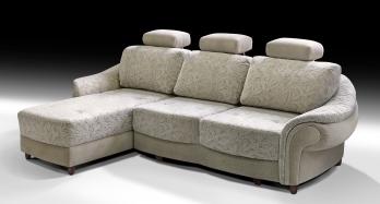ШИК-650: 40+26+91+41 Угловой диван-кровать