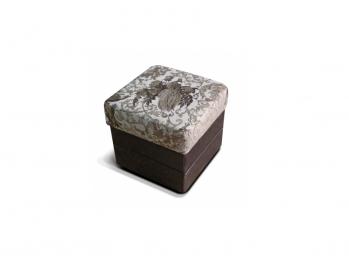 ШИК-Пуфы: п02 Пуф прямоугольный с емкостью для белья